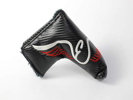 Edel E-1 Torque Balanced Blade Black Putter Headcover Head Cover Golf