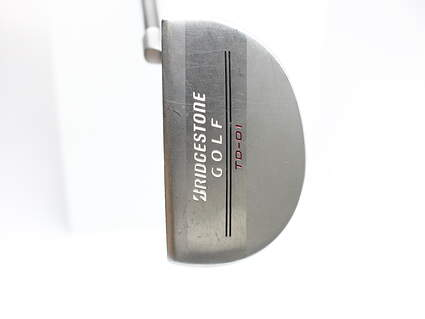Bridgestone True Balance TD-01 Putter Graphite Right Handed 34 in