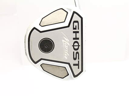 TaylorMade Ghost Manta Putter Steel Left Handed 34 in