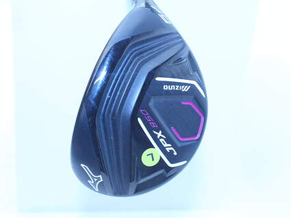 Mizuno JPX 850 Hybrid 5-6 Hybrid 22* Fujikura Motore 5.3 Tour Spec Graphite Ladies Right Handed 38 in