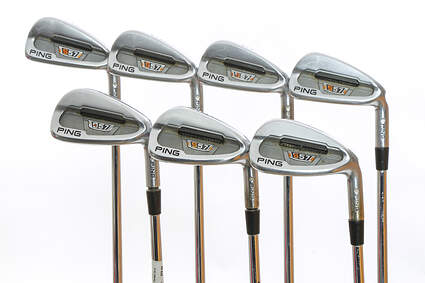 Ping S57 Iron Set 4-PW Project X 6.5 Steel X-Stiff Right Handed 39 in