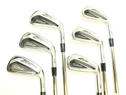 Titleist 716 AP2 Iron Set 5-PW UST Mamiya Recoil 95 F4 Graphite Stiff Right Handed 37.75 in