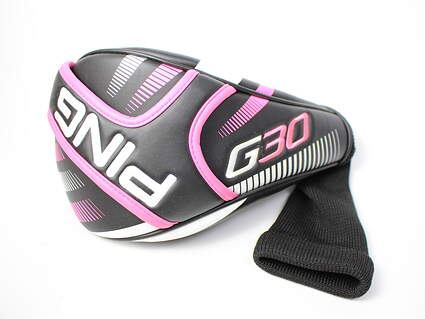 Ping G30 Limited Edition Bubba Pink Driver Headcover Head Cover Golf
