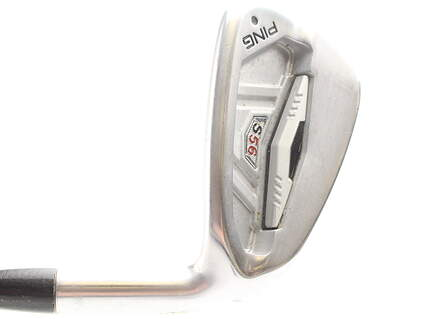 Ping S56 Single Iron 8 Iron Project X 5.5 Graphite Stiff Right Handed Black Dot 37.25 in