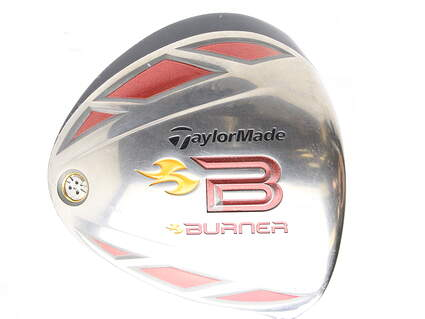 TaylorMade 2009 Burner Driver HT TM Reax Superfast 49 Graphite Senior Right Handed 46 in