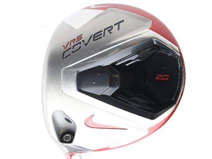 Nike VRS Covert 2.0 Driver 10.5* MRC Kuro Kage Silver TiNi 60 Graphite Regular Left Handed 43.5 in