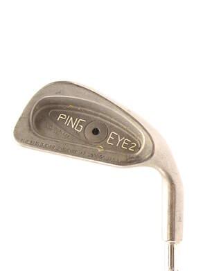 Ping Eye 2 Single Iron 4 Iron Ping ZZ Lite Steel Stiff Right Handed Black Dot 38.5 in