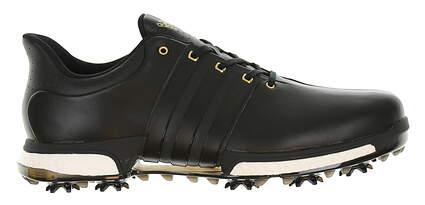 New Mens Golf Shoes Adidas Tour 360 Boost Medium 9 Black MSRP $200 F33250
