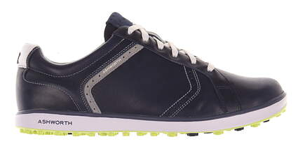 New Mens Golf Shoes Ashworth Cardiff ADC 2 9.5 Blue MSRP $100 G54324