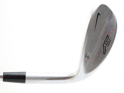 Nike SV Tour Chrome Wedge Gap GW 52* 10 Deg Bounce True Temper Dynamic Gold S400 Steel Stiff Right Handed 35.25 in