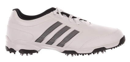 New Mens Golf Shoe Adidas Pure 360 Lite Medium 11 White MSRP $120