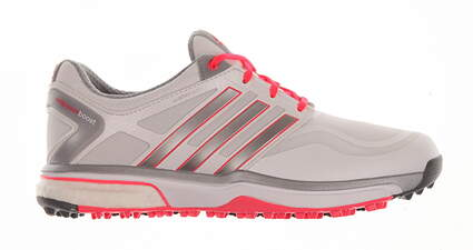 New Womens Golf Shoes Adidas Adipower Sport Boost Medium 9.5 White MSRP $180 Q47018