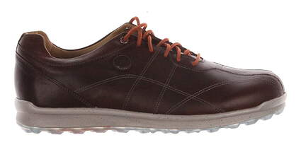 New Mens Golf Shoe Footjoy VersaLuxe Medium 11.5 Brown MSRP $170