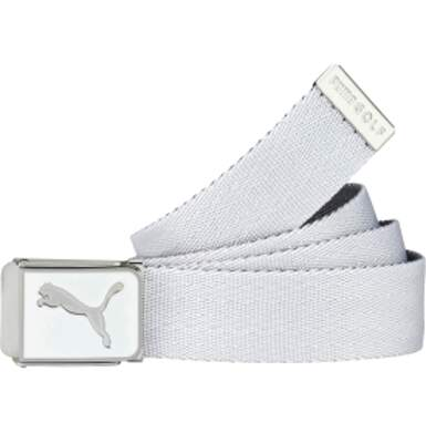 New Mens Puma Golf Cuadrado Reversible Web Belt One Size Fits Most MSRP $22