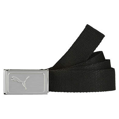 New Mens Puma Golf Works Web Belt One Size Fits Most MSRP $18