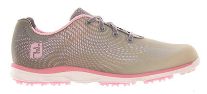 New Womens Golf Shoe Footjoy emPOWER Medium 7.5 Gray MSRP $120 98000