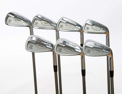 TaylorMade RSi TP Iron Set 4-PW Aerotech SteelFiber i95 Graphite Stiff Right Handed 38 in