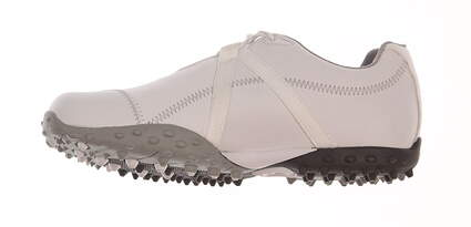 New Womens Golf Shoe Footjoy M Project Medium 9.5 White MSRP $180 95608