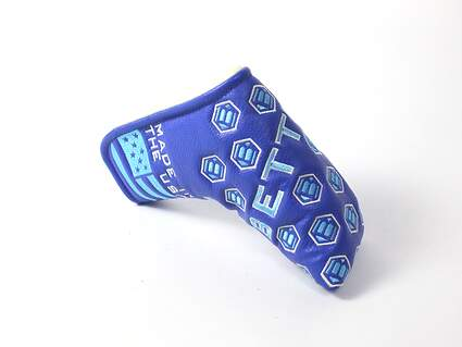 Bettinardi 2011 Studio Stock 6 Blue Blade Putter Headcover Head Cover Golf