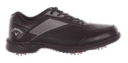 New Mens Golf Shoe Callaway Chev Lite Medium 11.5 Black MSRP $80 M234