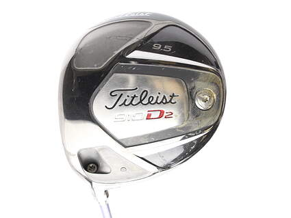 Titleist 910 D2 Driver 9.5* Mitsubishi Diamana S+ Blue 62 Graphite Stiff Left Handed 45 in