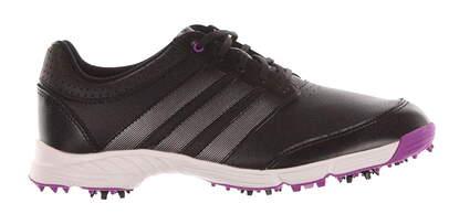 New Womens Golf Shoes Adidas Response Light Medium 7 Black MSRP $60 Q47066