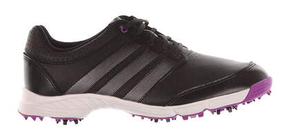 New Womens Golf Shoes Adidas Response Light Medium 8 Black MSRP $60 Q47066