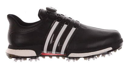 New Mens Golf Shoes Adidas Tour 360 BOA Boost Medium 11 Black MSRP $230 F33410