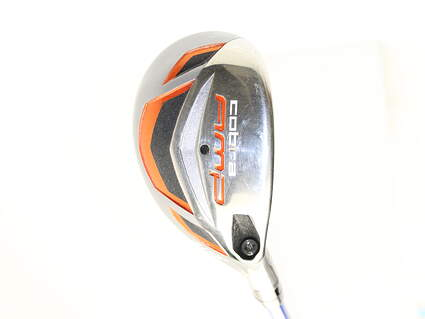 Cobra AMP Hybrid 4 Hybrid 22* Grafalloy ProLaunch Blue HY Graphite Regular Right Handed 39.75 in