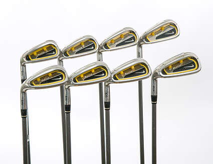 Nike Sasquatch Sumo Iron Set 5-PW GW SW Sasquatch iDiamana Graphite Ladies Left Handed 37 in