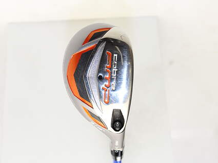 Cobra AMP Hybrid 3 Hybrid 19* Grafalloy ProLaunch Blue HY Graphite Regular Right Handed 40.25 in