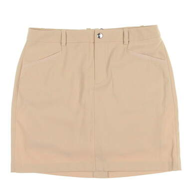 New Womens Ralph Lauren Golf Skort Size 6 Tan MSRP $125