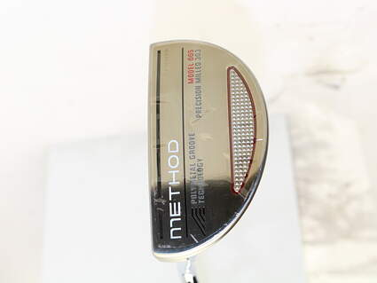 Mint Nike Method 005 Putter Steel Left Handed 35 in