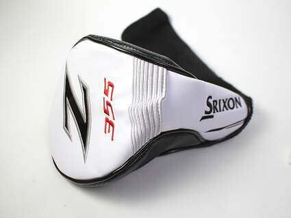 Srixon Z 355 Driver Headcover White/Black/Red