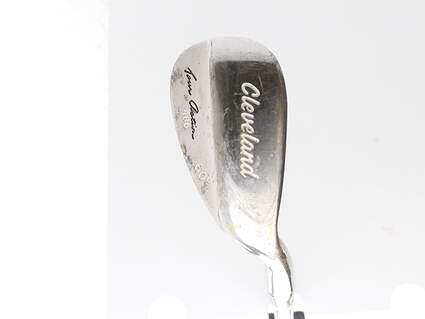 Tour Issue Cleveland 485 Chrome Wedge Lob LW 60* Rifle 7.0 Steel X-Stiff Right Handed 35 in Mark O'Meara