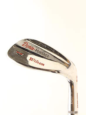 Tour Issue Wilson Staff Dyna-Powered Wedge Sand SW Steel Right Handed 35.5 in Mark O'Meara