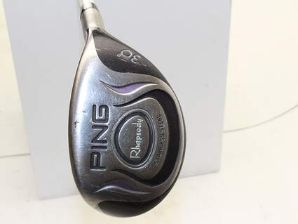 Ping Rhapsody Hybrid 6 Hybrid 30* Ping ULT 129H Ladies Graphite Ladies Right Handed 37.5 in