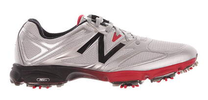 New Mens Golf Shoe New Balance 2003 Wide 11.5 Silver MSRP $140