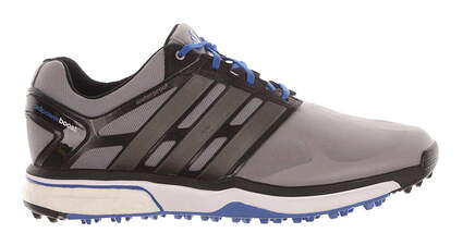 New Mens Golf Shoe Adidas Adipower Sport Boost Medium 9 Gray MSRP $150