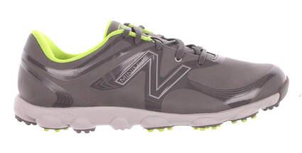 New Mens Golf Shoe New Balance Minimus LX Medium 10 Gray MSRP $100