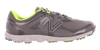 New Mens Golf Shoe New Balance Minimus LX Medium 8.5 Gray MSRP $100