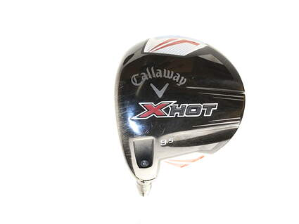 Callaway 2013 X Hot Driver 9.5* Project X PXv Graphite Stiff Left Handed 45.5 in