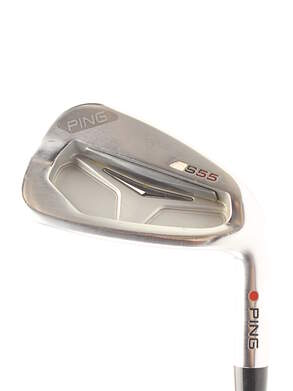 Ping S55 Single Iron 8 Iron True Temper Dynamic Gold X100 Steel X-Stiff Right Handed Red dot 37.25 in