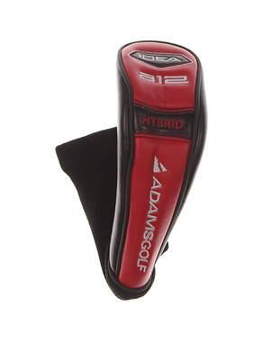 Adams Idea A12 Red Hybrid Headcover W/ Adjustable Tag