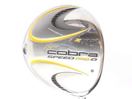 Cobra Speed Pro D Driver 9.5* Aldila VS Proto 65 Graphite Stiff Right Handed 45.25 in