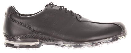 New Mens Golf Shoes Adidas Adipure TP Medium 9.5 Black MSRP $250 Q44674