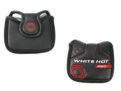 Odyssey White Hot Pro Havok Mallet Putter Headcover Head Cover Golf