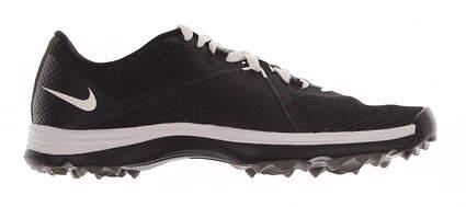 New Womens Golf Shoe Nike Summer Lite 2 (II) Medium 9.5 Black MSRP $100 628539