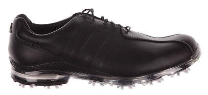 New Mens Golf Shoes Adidas Adipure TP Medium 8.5 Black MSRP $250 Q44674