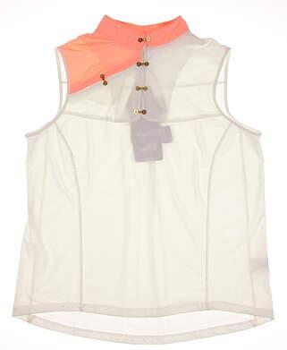 New Womens Jamie Sadock Golf 1/4 Zip Pullover X-Large XL Contessa MSRP $98